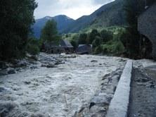 David Pino coordina la creació del catàleg més complet d'inundacions en el vessant mediterrani peninsular al llarg de mil anys