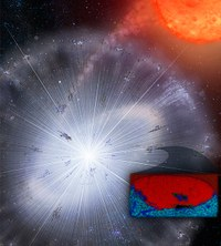 L'anàlisi d'un meteorit revela secrets sobre el naixement del sistema solar