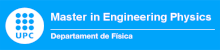 Master in Engineering Physics, (open link in a new window)