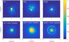 Herbert Donatus Halpaap defends his thesis on speckle in lasers