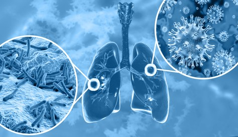 Two lung diseases