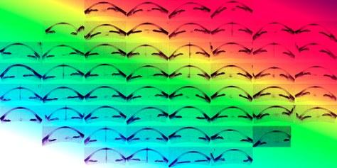 Tomographic map of iridocorneal angles