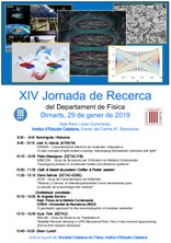 The research day of the physics department is ready to go on January 29th