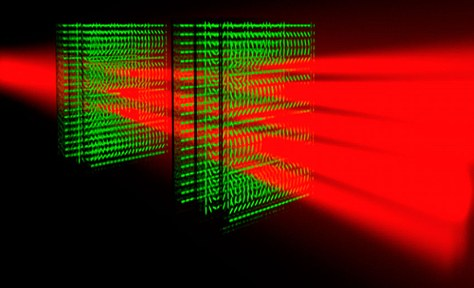 Un equipo de investigadores han descubierto una nueva plataforma fotónica capaz de producir paseos cuánticos de fotones estructurados en dos dimensiones espaciales y mostrar un efecto cuántico de Hall