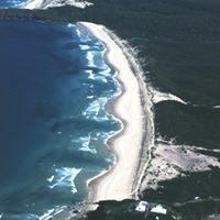 Página de divulgación: 'Física de las playas'